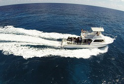 Reef Divers Boat